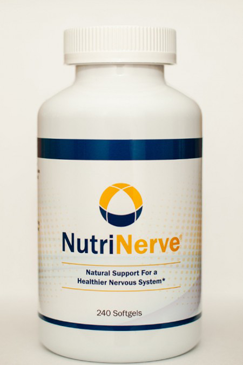 NutriNerve® – 60 day supply (240 Soft Gels)